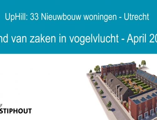 UpHill 33 Nieuwbouw woningen Utrecht – Under contruction