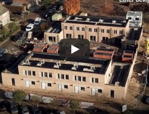 Warmtepompen in Veghel – Area 69 woningen – Remeha